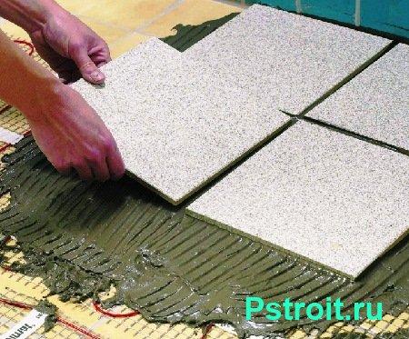 Как правильно выбрать и положить керамическую плитку