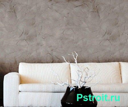 Штукатурка - декоративный отделочный материал