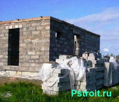 Построим дом своими руками