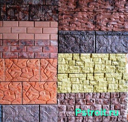 Фасадная плитка, характеристики, выбор
