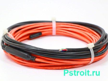 Греющий кабель: особенности и возможности конструкции