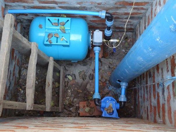 Водопровод своими руками дома - Vendservice.ru