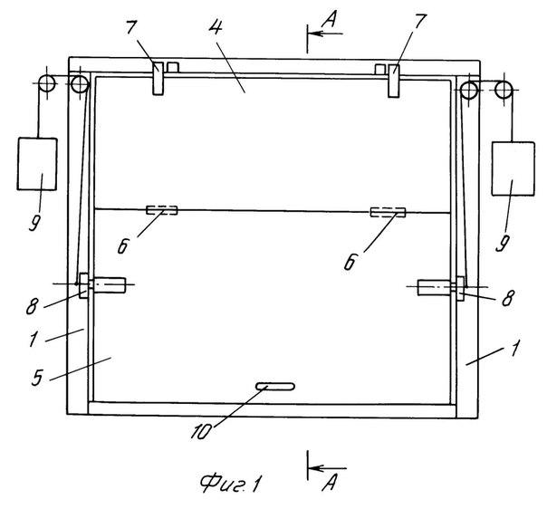 Подъемные ворота для гаража своими руками: чертежи